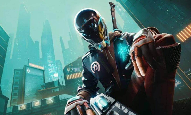 Hyper Scape: Ein Battle-Royale-Spiel von Ubisoft.