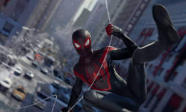 Spider-Man: Miles Morales - (C) Insomniac Games