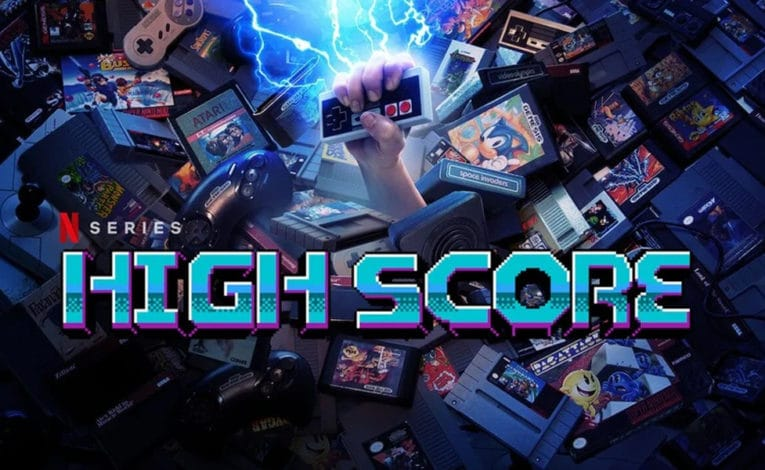 High Score (C) Netflix