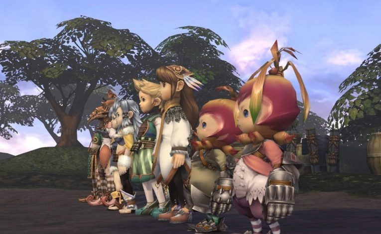 Final Fantasy Crystal Chronicles Remastered Edition - (C) Square Enix