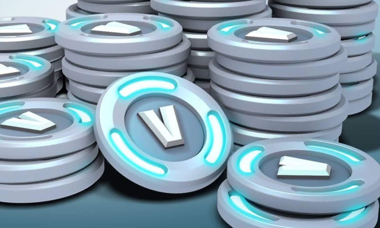 Fortnite: V-Bucks sind die interne Spielwährung. (C) Epic Games