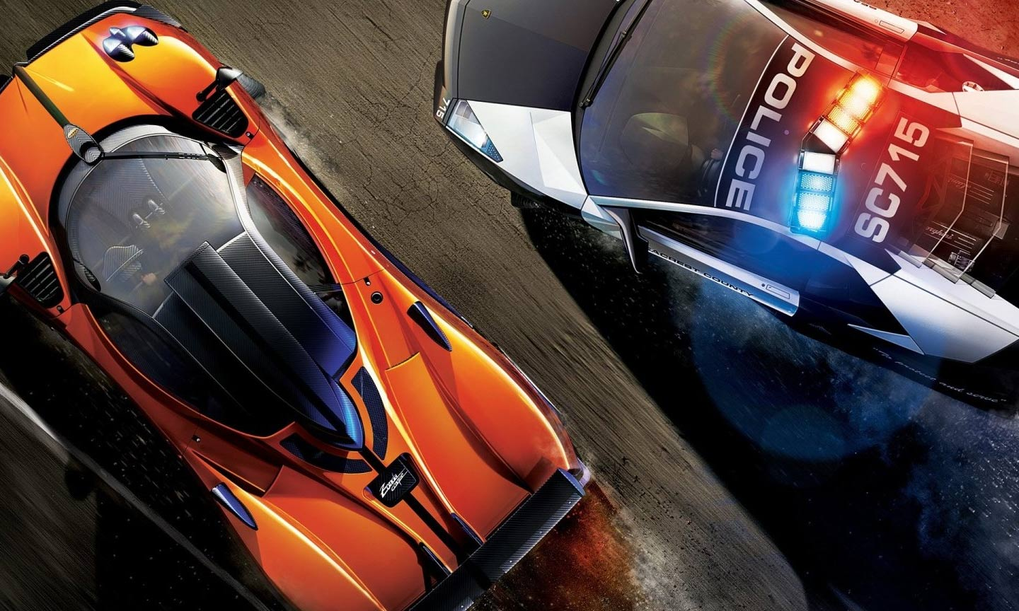 Need for Speed: Hot Pursuit Remastered - (C) EA