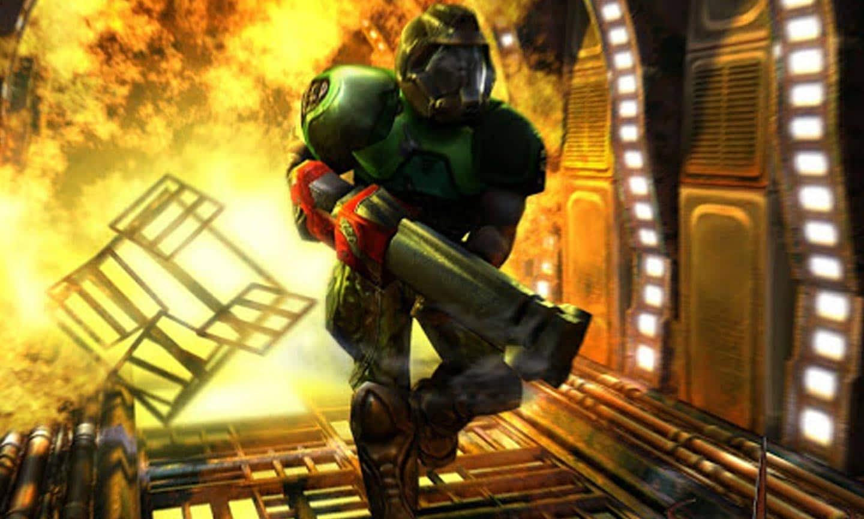 Quake 3 Arena - (C) iD Software
