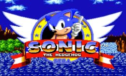 Sonic the Hedgehog - (C) Sega