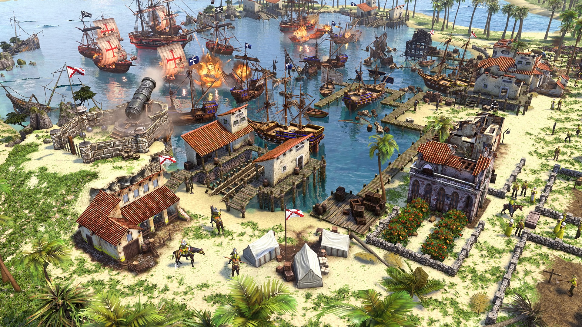 Age of Empires 3 Definitive Editon (c) Microsoft
