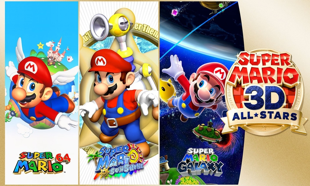 Super Mario 3D All-Stars - (C) Nintendo