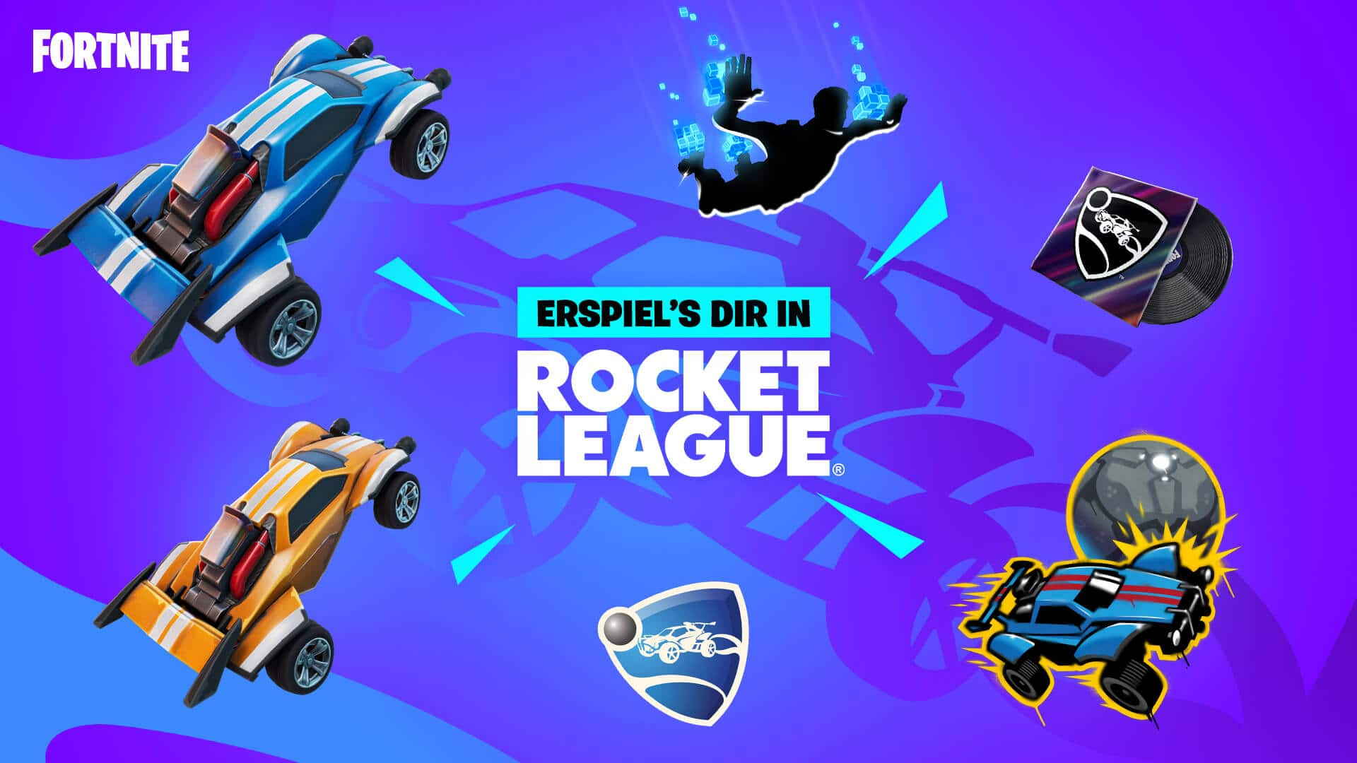 Rocket League (c) Epic Games