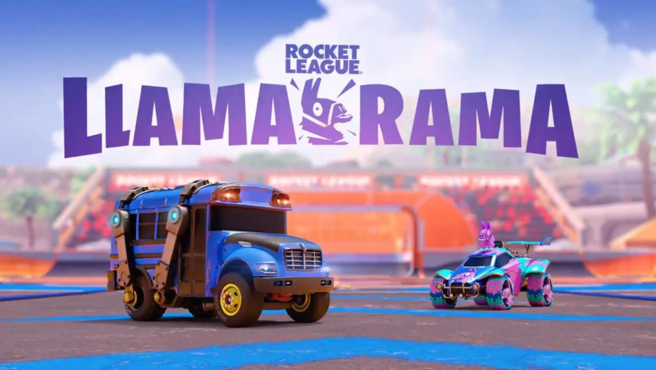Rocket League Rama Lama (c) Epic Games