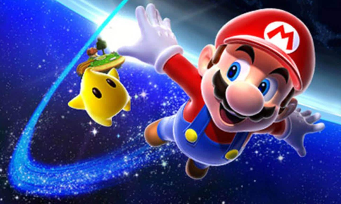 Super Mario Galaxy Nintendo