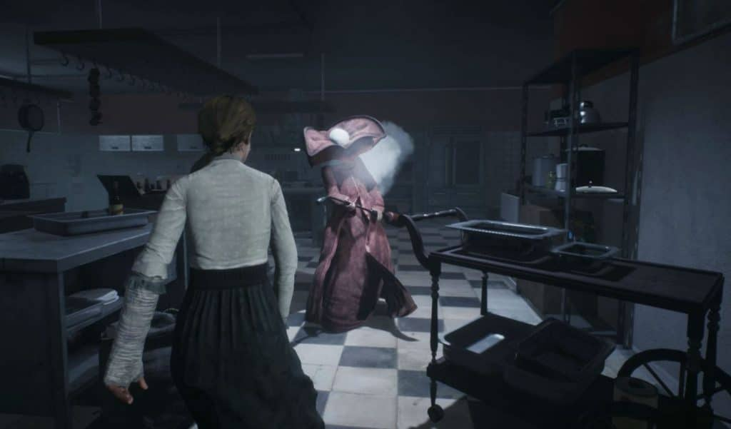 Remothered 01