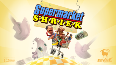 Supermarket Shriek © BillyGoat Entertainment