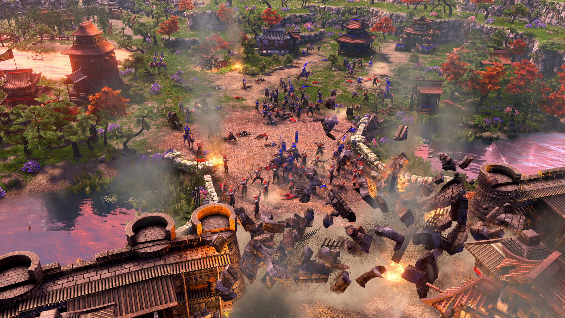 Age of Empires 3: Definitive Edition - (C) Microsoft