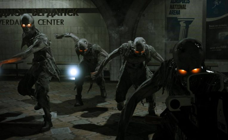 Call of Duty: Warzone - Zombie Modus - (C) Activision