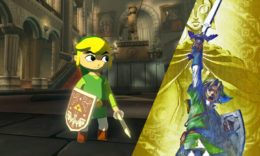 The Legend of Zelda: Wind Waker und Skyward Sword in einer Sammlung für die Switch? - (C) Nintendo