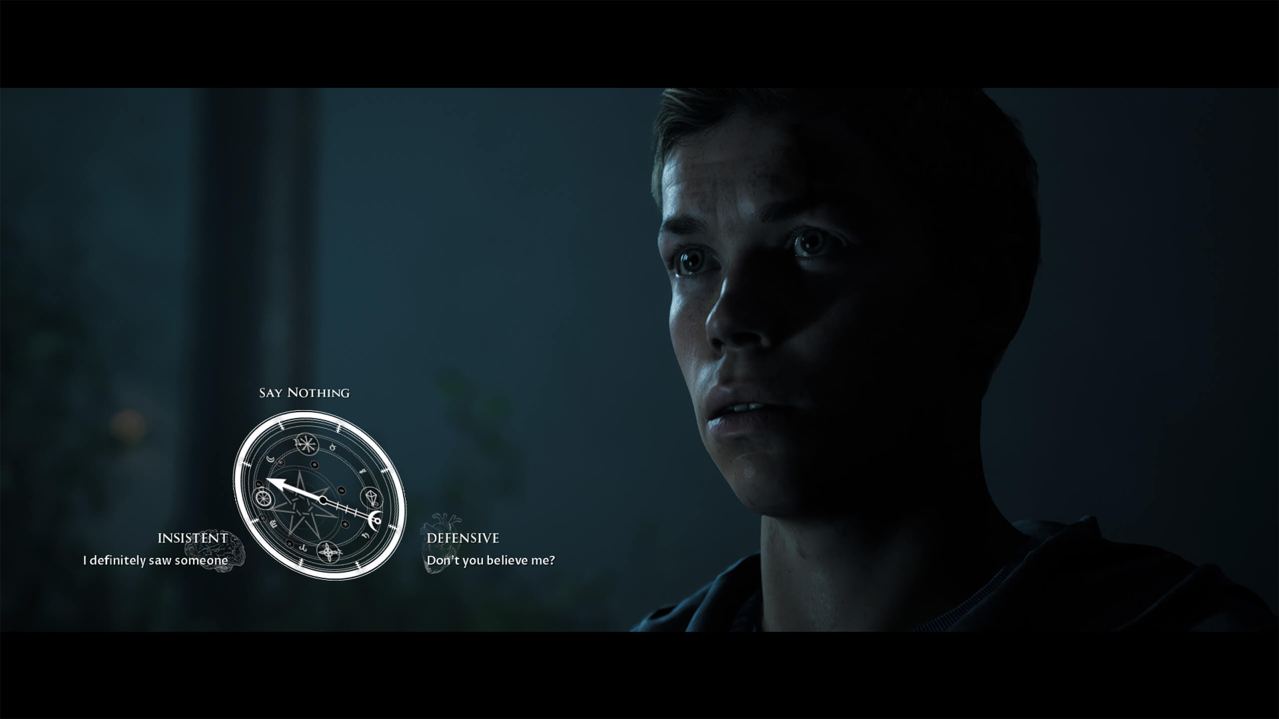 Little Hope Andrew choose © Supermassive Games