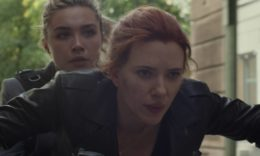 Scarlett Johansson in Black Widow - (C) Marvel
