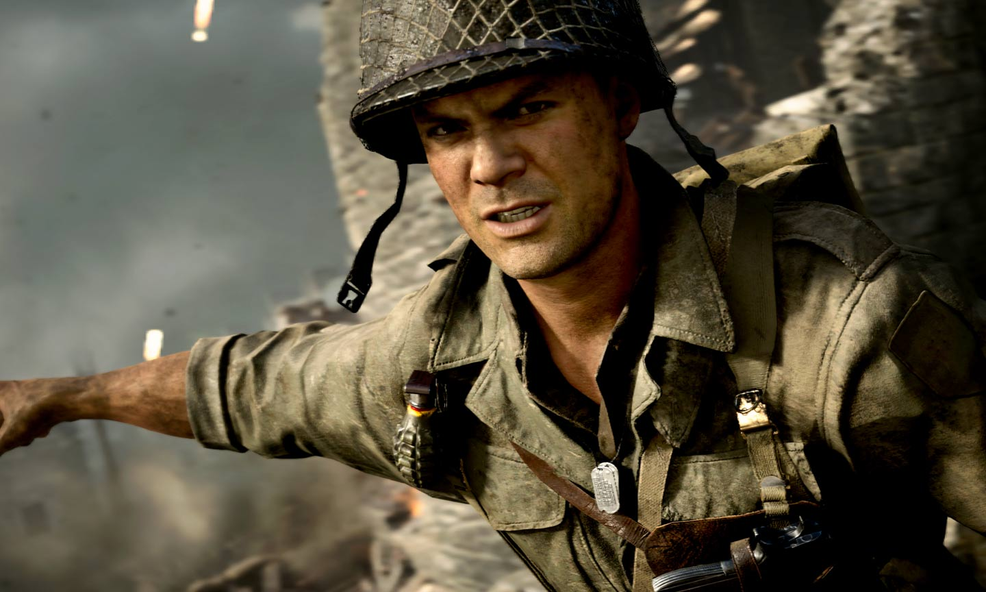 Call of Duty: WWII - (C) Activision