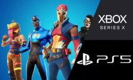 Fortnite: PS5- und Xbox Series X-Version ab Tag 1 verfügbar. Battle Royale kommt in der Next Generation an. - (C) Epic Games, Sony, Microsoft