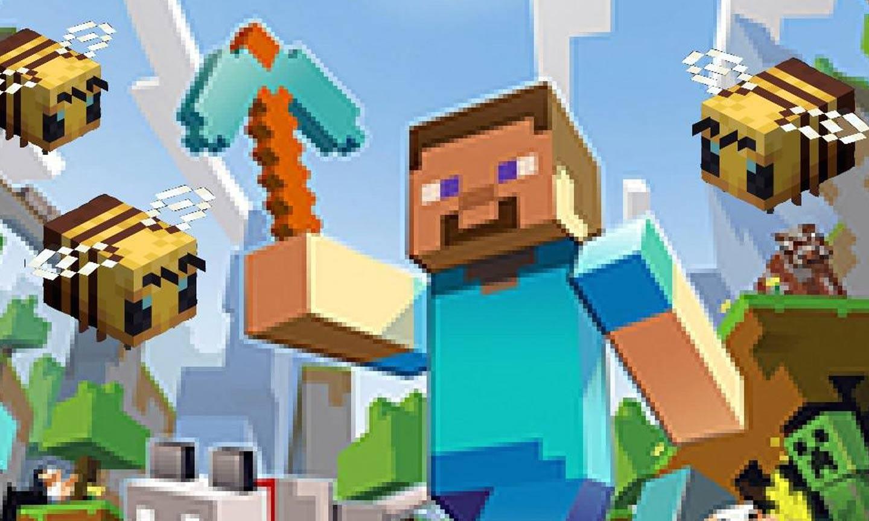 Minecraft - (C) Mojang, Microsoft