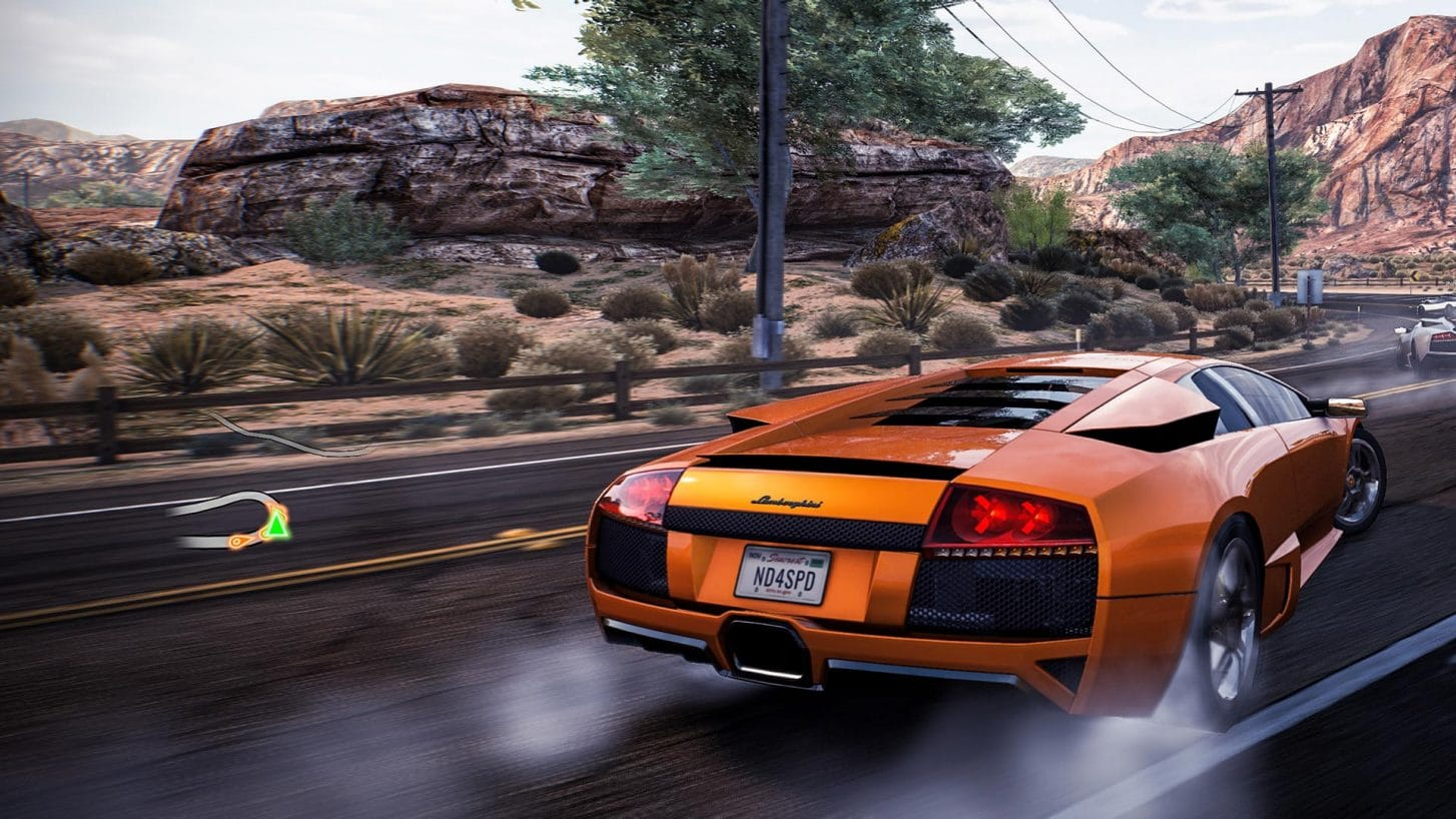 Need for Speed: Hot Pursuit Remastered - © Electronic Arts
