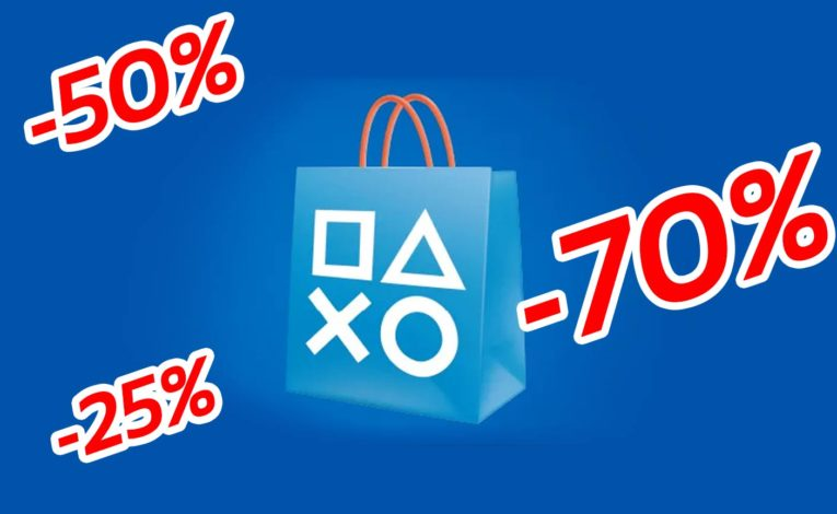 Jede Menge Prozente im PlayStation Store! - (C) Sony; Bildmontage: DailyGame