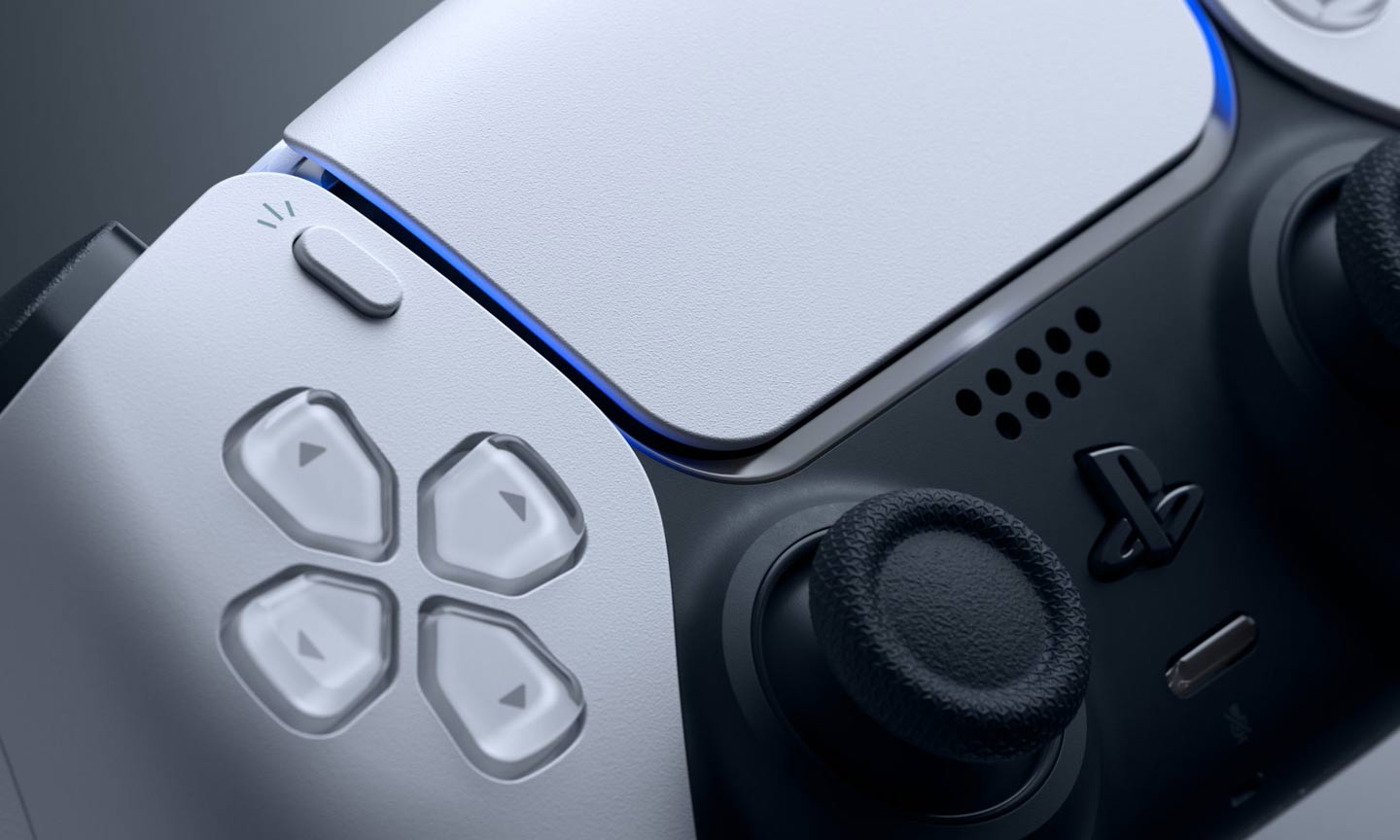 PlayStation 5: DualSense-Controller (PS5) - (C) Sony