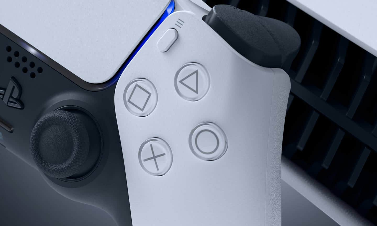 PlayStation 5: DualSense-Controller (PS5) - © Sony