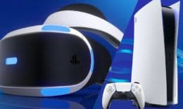 PSVR und PlayStation 5 (PS5) - (C) Sony