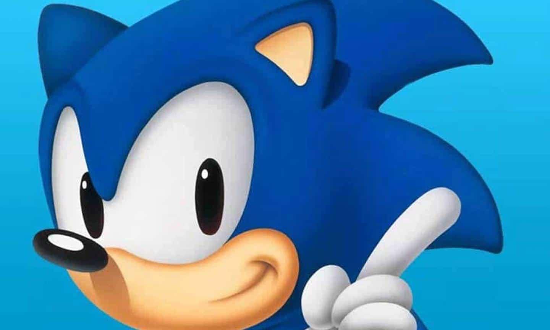 Sonic the Hedgehog: Das Maskottchen von SEGA - (C) SEGA