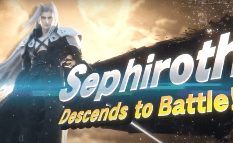 Super Smash Bros. Ultimate Sephiroth DLC