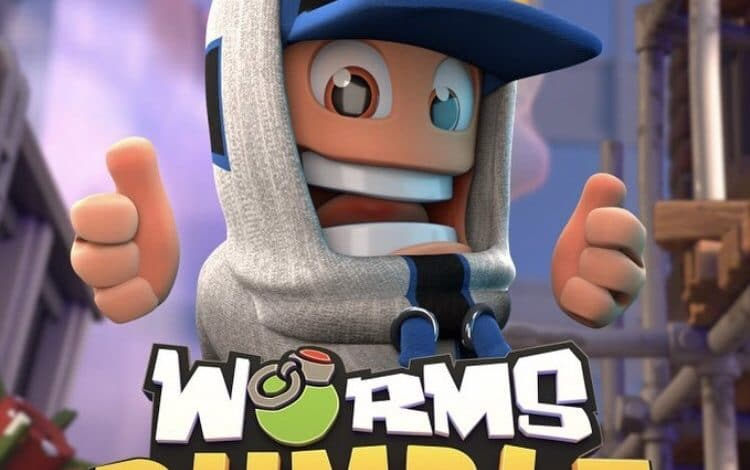 Worms Rumble © Team17