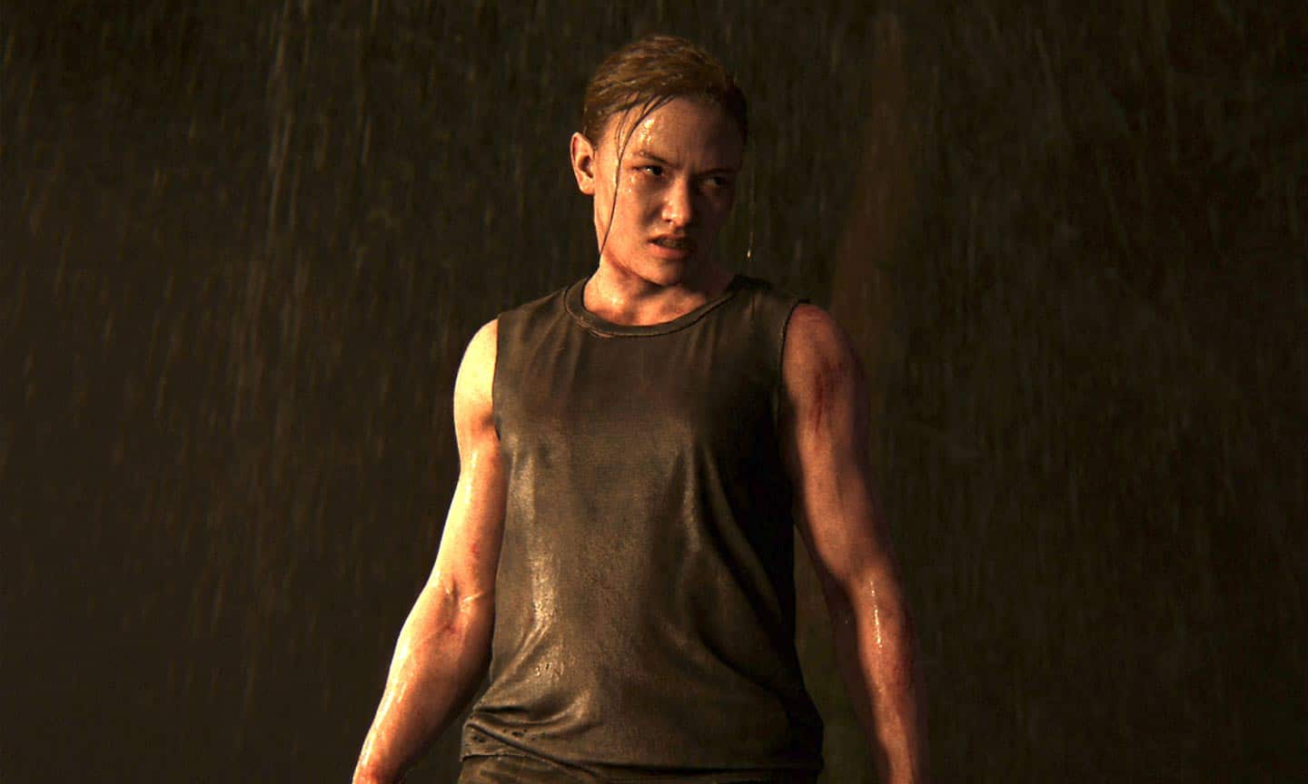 Abby in The Last of Us 2 - (C) Naughty Dog