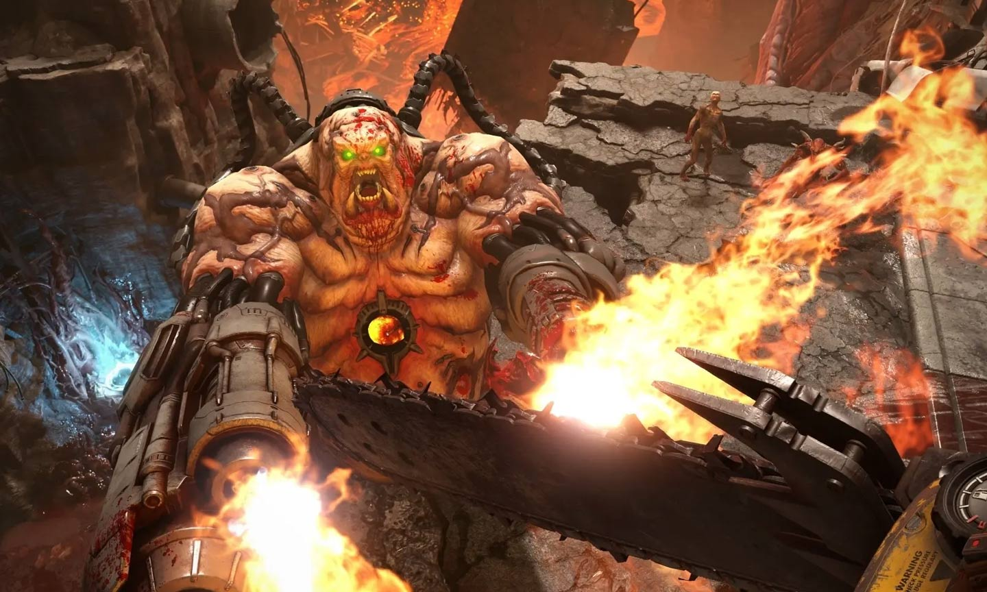 DOOM Eternal - (C) id Software