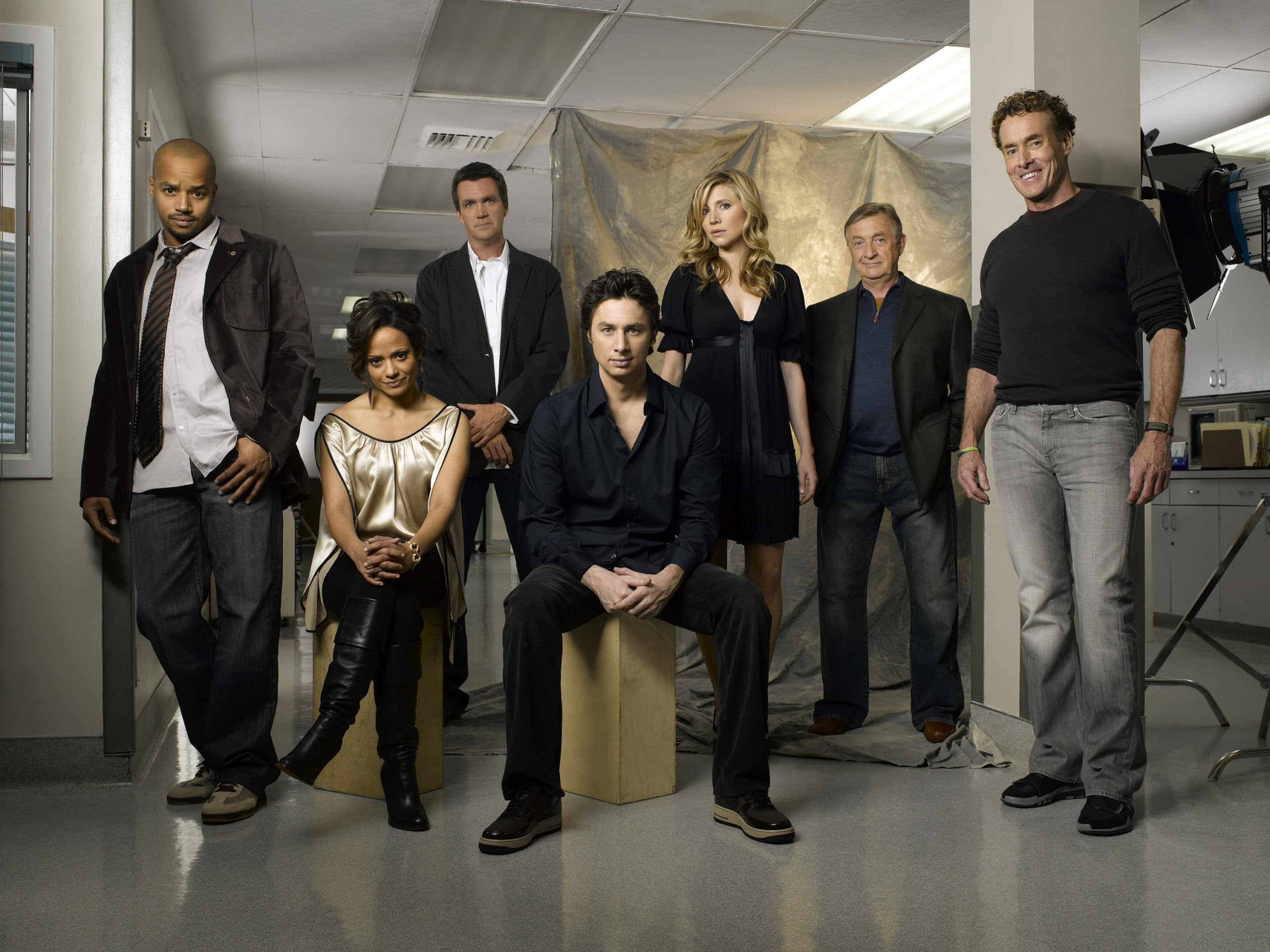 Scrubs Staffel 7 ©Touchstone Television. All Rights Reserved