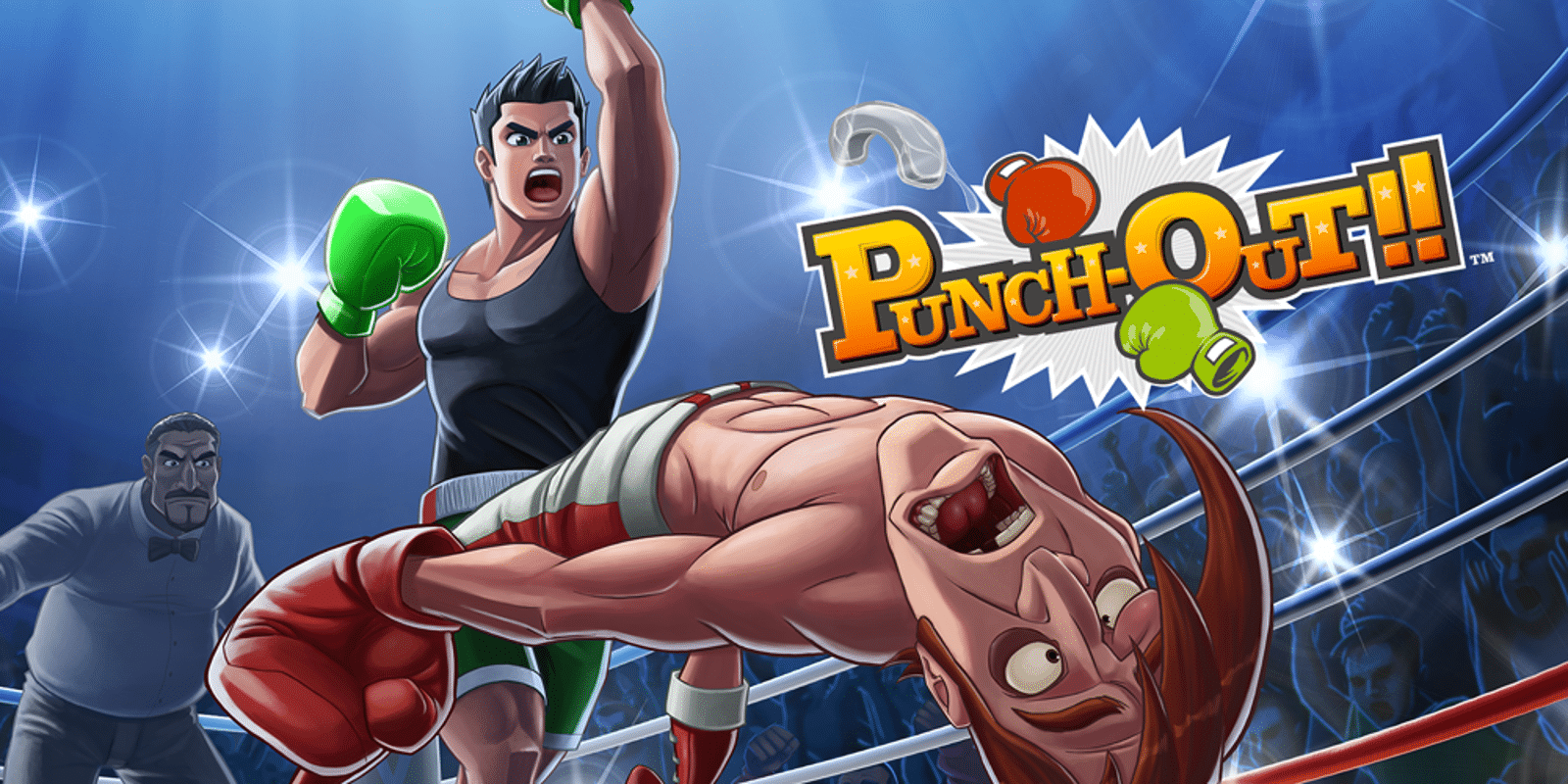 Punch Out!! - ©Nintendo
