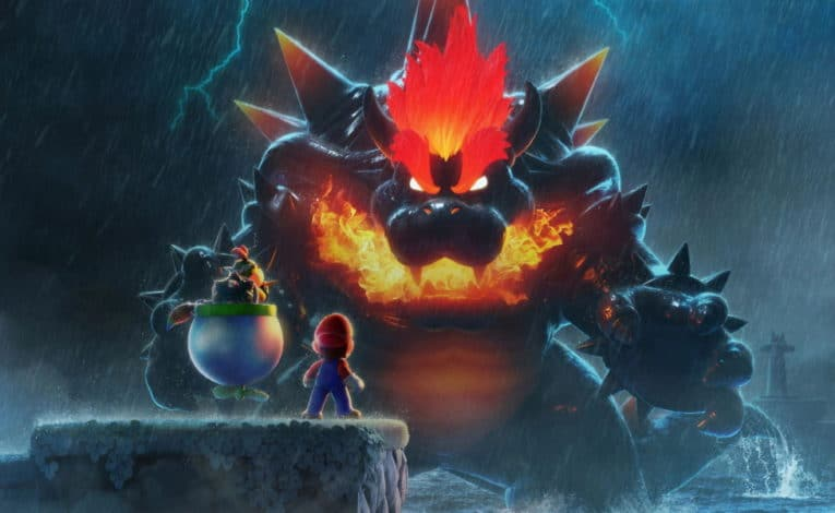 Super Mario 3D World + Bowsers Fury - ©Nintendo