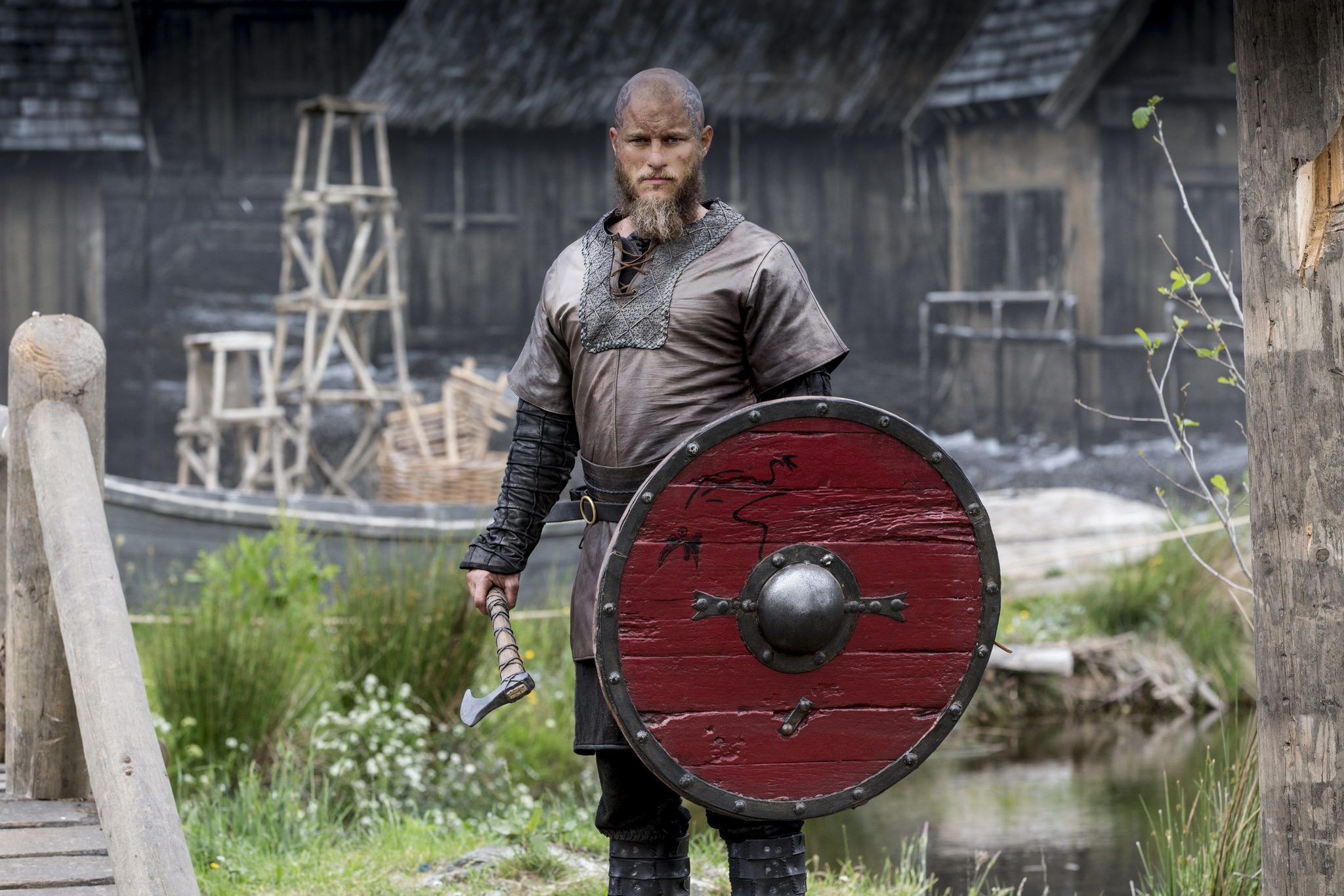 Vikings Ragnar © 2016 Metro-Goldwyn-Mayer Studios Inc.