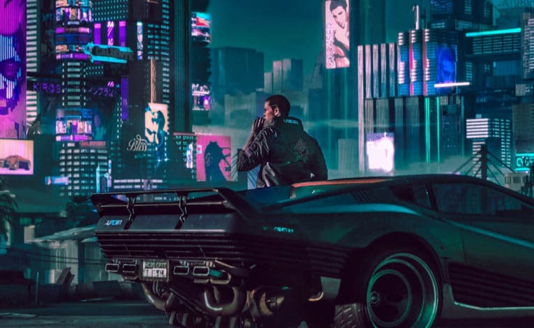 Cyberpunk 2077 (C) CD Projekt Red