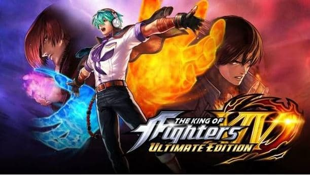 King of Fighters XIV Ultimate Edition