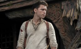Nathan Drake (Tom Holland) in Sony Pictures' UNCHARTED - © 2020 Sony Pictures Entertainment Deutschland GmbH