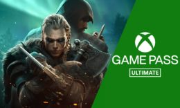 Kommt Assassin's Creed Valhalla in den Xbox Game Pass? - (C) Ubisoft, Microsoft; Bildmontage: DailyGame.at
