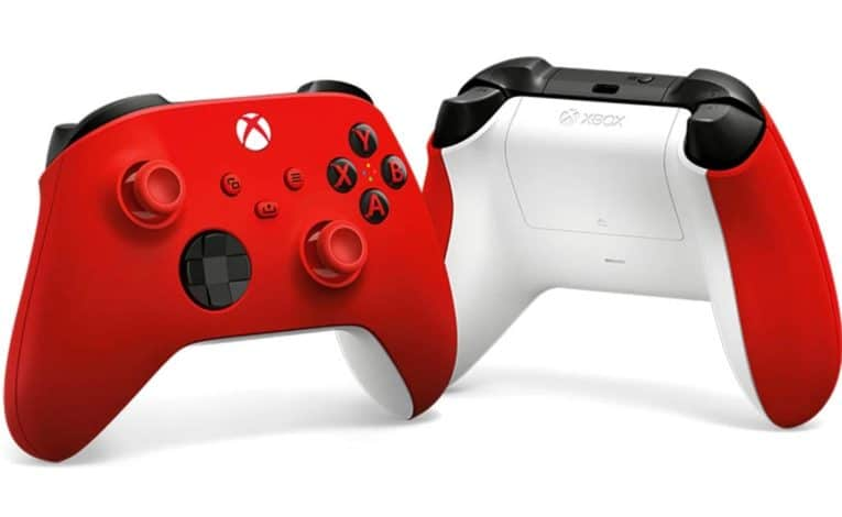 Xbox Series X - Red Pulse Controller - (C) Microsoft, Xbox