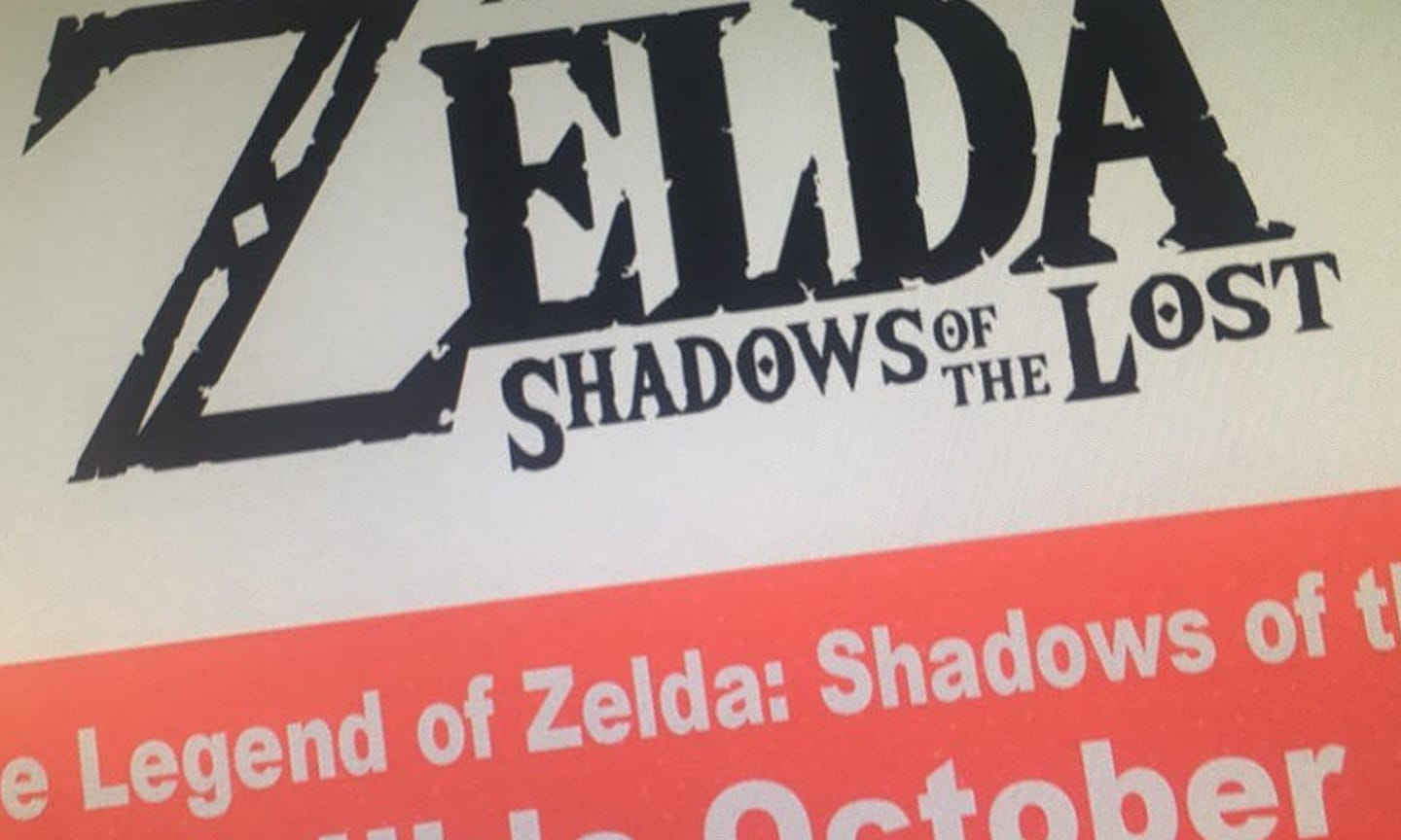 The Legend of Zelda: Breath of the Wild 2 soll laut einem 4chan-Leak den Untertitel