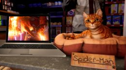 Spider-Cat Miles Morales 2© Insomniac Games, Screenshot: DailyGame