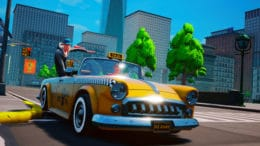 Taxi Chaos Presskit Screenshot © Lion Castle Entertainment