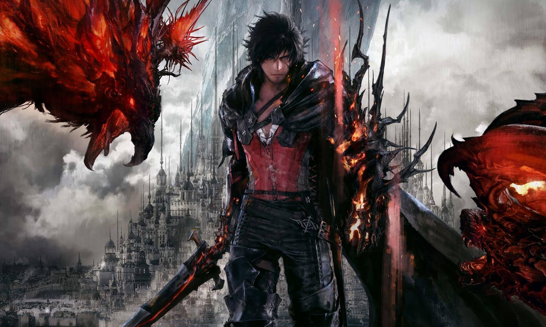 Final Fantasy 16 wird das erste Spiel der Rollenspiel-Serie mit Erwachsenen-Bewertung sein. - (C) Square Enix