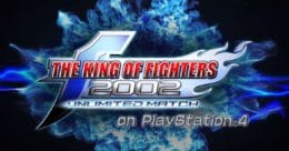 King of Fighters 2002 Unlimited Match
