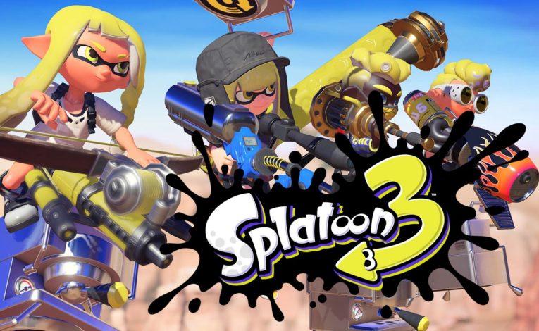 Splatton 3 kommt 2022 für die Switch. - (C) Nintendo