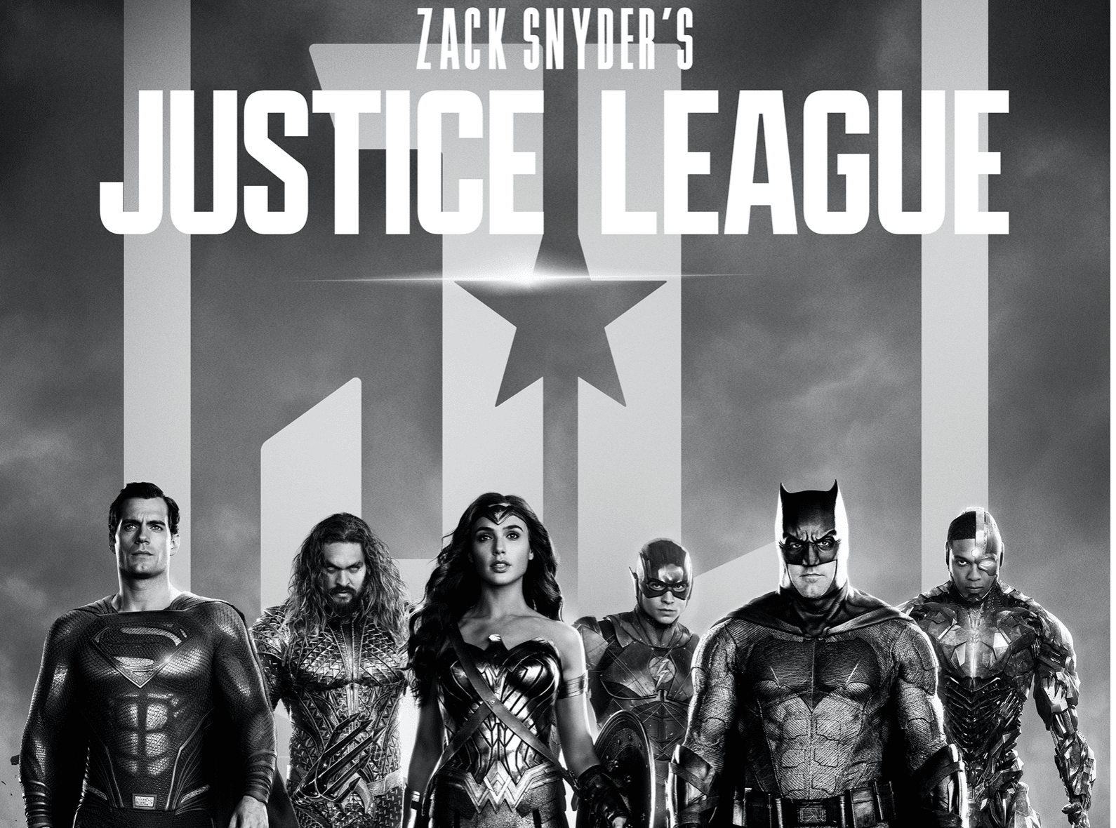 Zack Snyders Justice League - Photograph by Courtesy of HBO Max