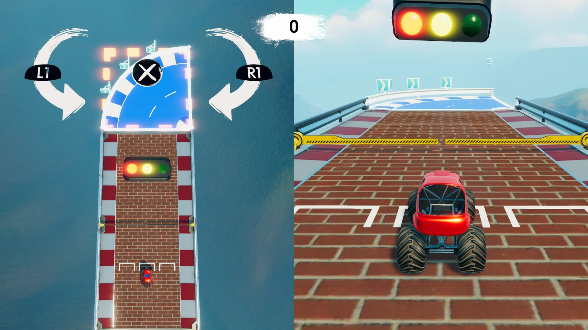 Can't drive this Couch Multiplayer © Pixel Maniacs, Screenshot: DailyGame